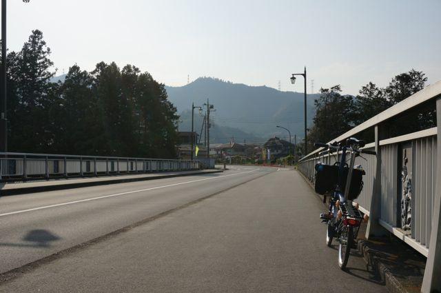 日向和田の神代橋