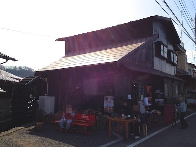 のんびりカフェ「中車水車小屋」