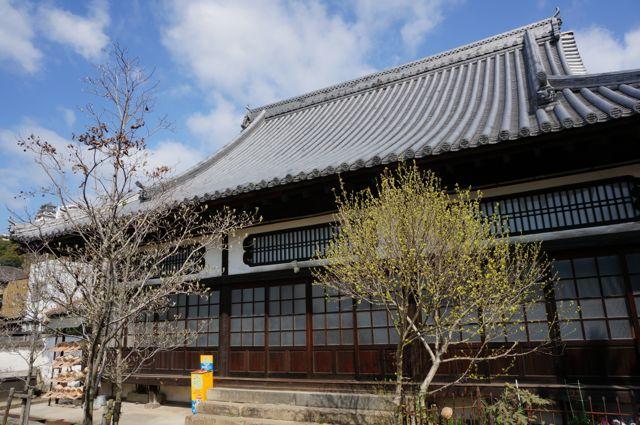 海福寺本堂