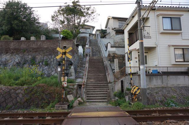 信行寺への道2