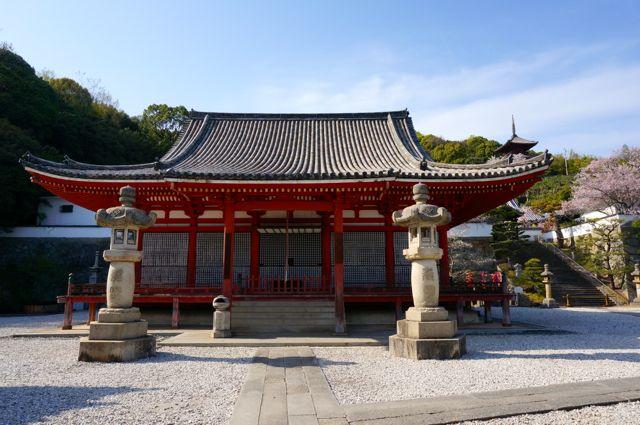 西國寺金堂