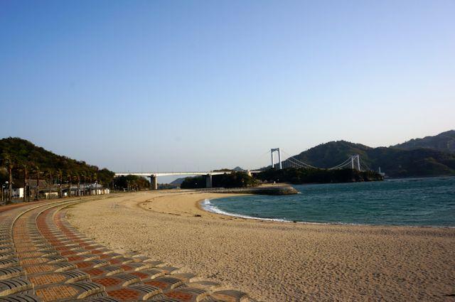 道の駅伯方S・Cパーク ビーチ