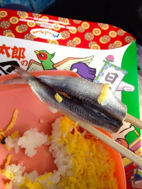 桃太郎の祭ずし・光り物3