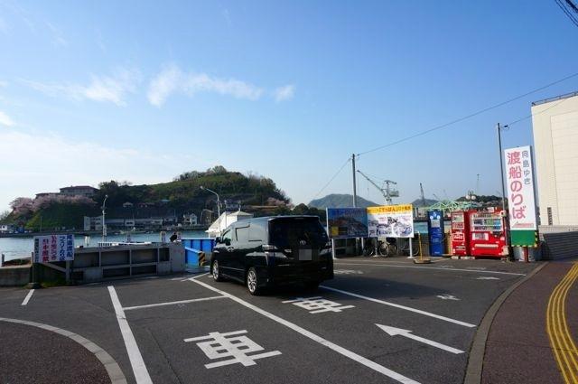 尾道渡船乗り場