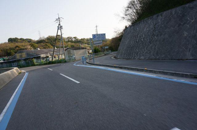 国道317号・大三島3