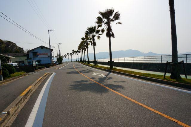 しまなみ海道・瀬戸田近辺