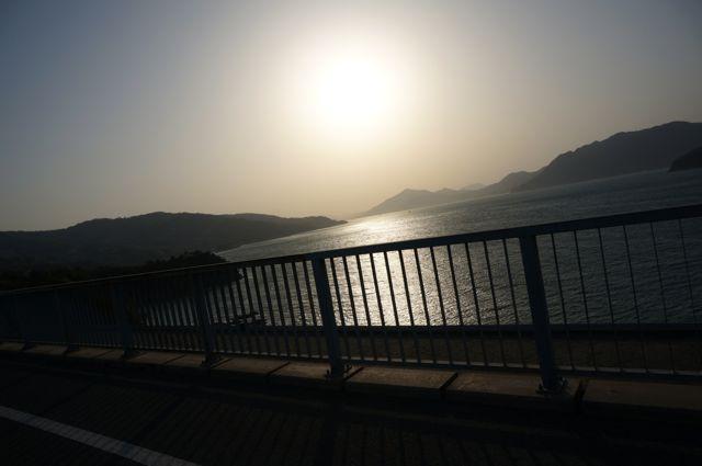伯方・大島大橋からの眺め