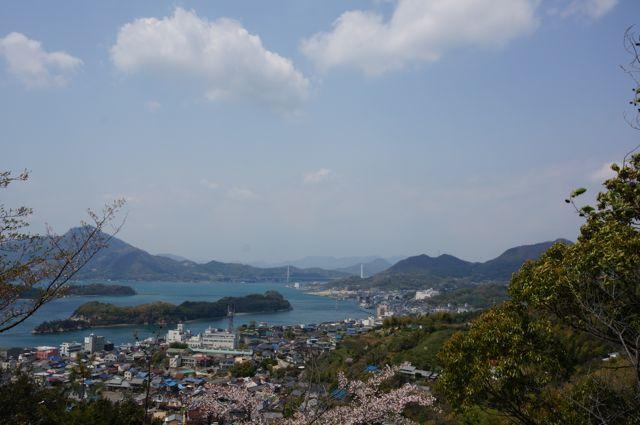 因島公園からの眺め2