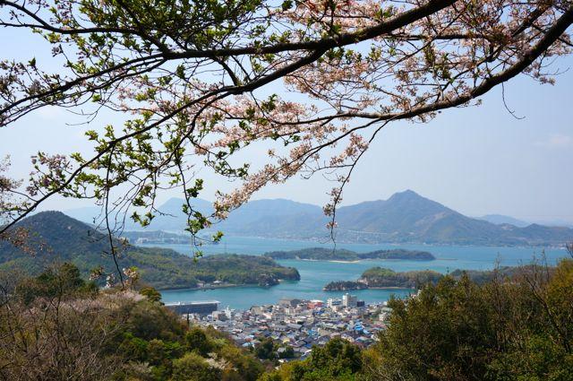 因島公園からの眺め3