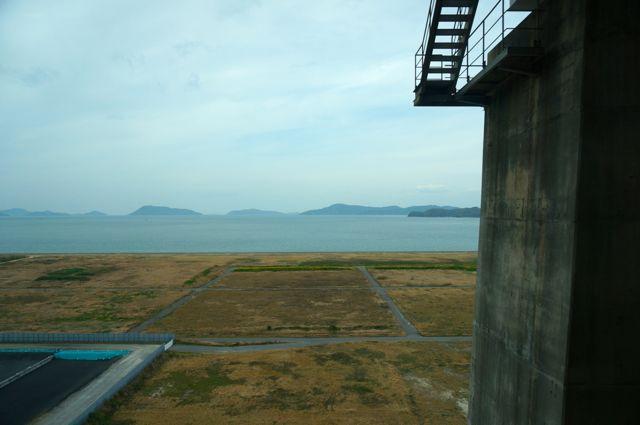 瀬戸大橋からの眺め1