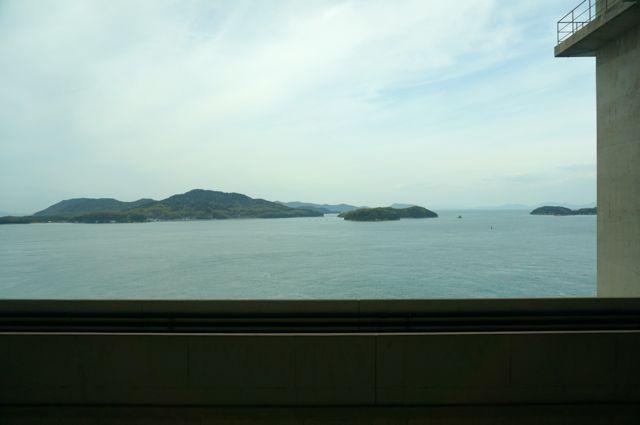 瀬戸大橋からの眺め10