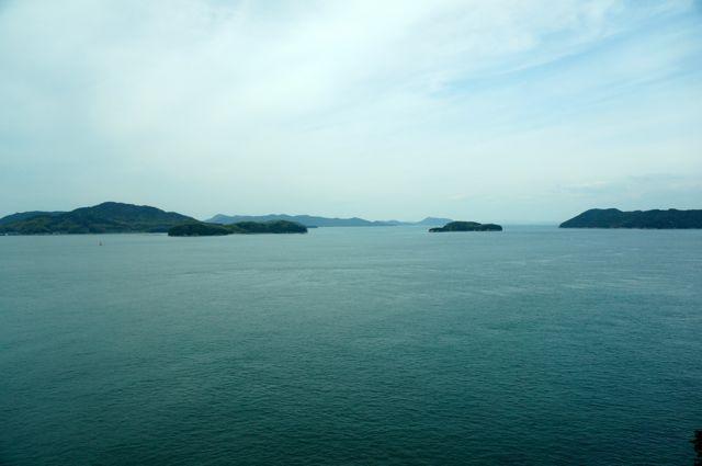 瀬戸大橋からの眺め11