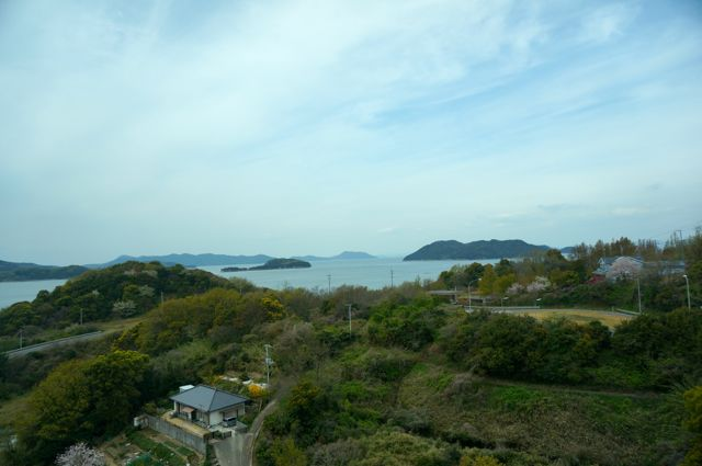 瀬戸大橋からの眺め12