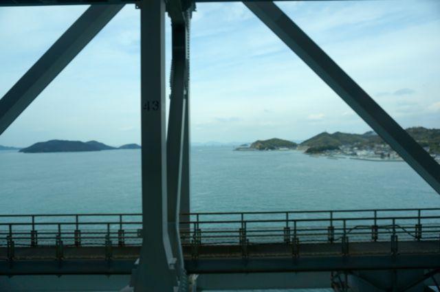 瀬戸大橋からの眺め13
