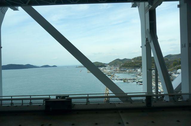 瀬戸大橋からの眺め14