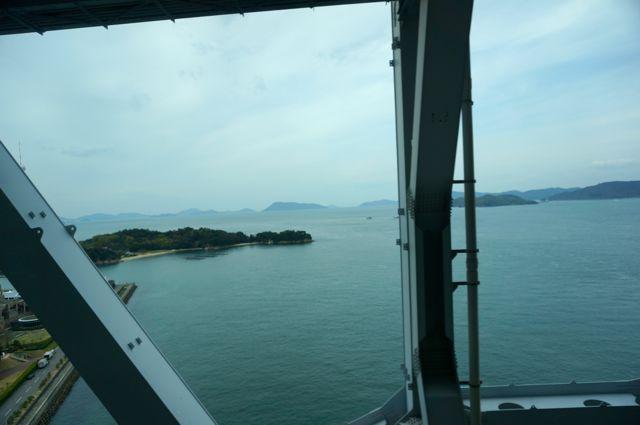 瀬戸大橋からの眺め3