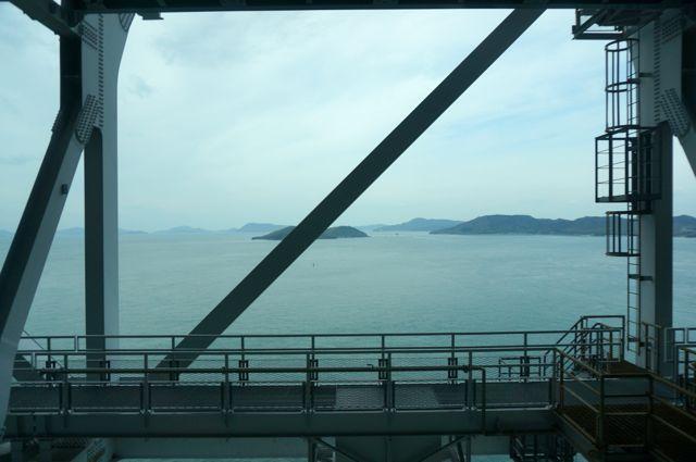 瀬戸大橋からの眺め4