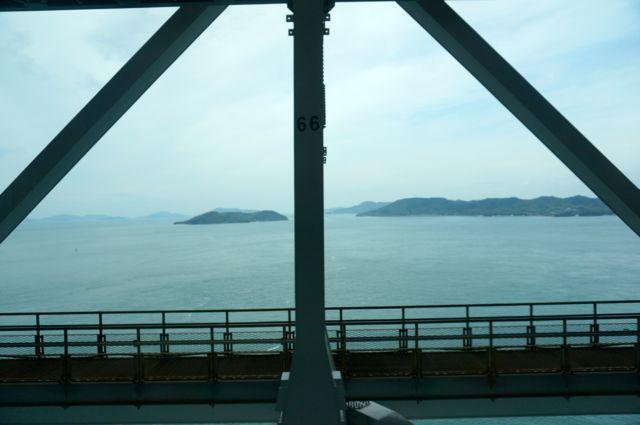 瀬戸大橋からの眺め5