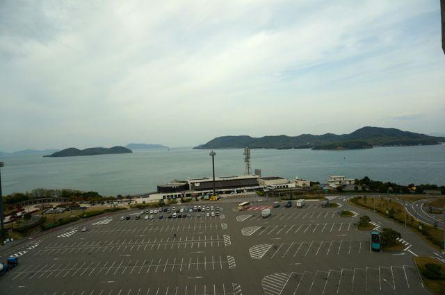 瀬戸大橋からの眺め6