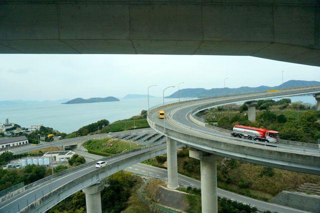瀬戸大橋からの眺め8