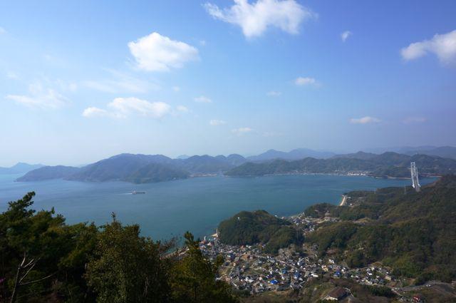 高見山頂上からの眺め3