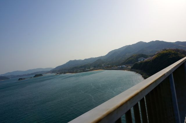 多々羅大橋からの眺め2