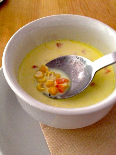 豆の薬膳スープ