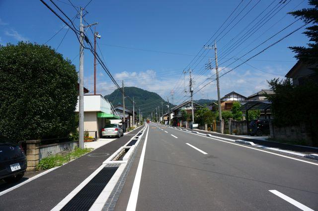 国道18号・坂本宿