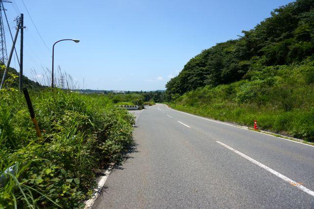 国道18号・軽井沢への道