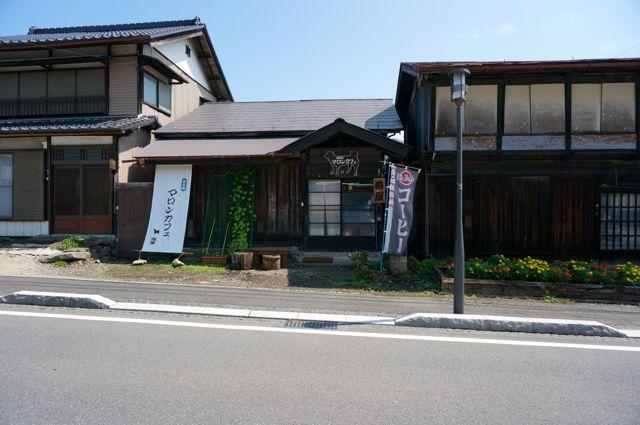 坂本宿マロンカフェ