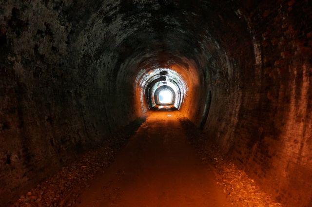碓氷トンネル2