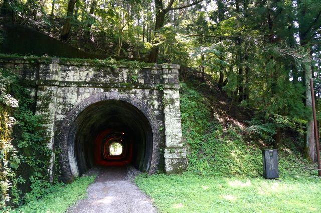碓氷トンネル3