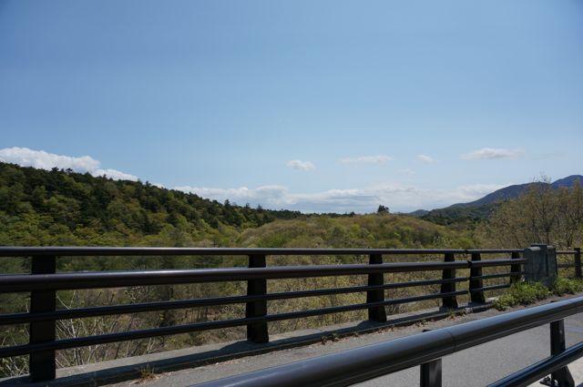 精進湖への道3
