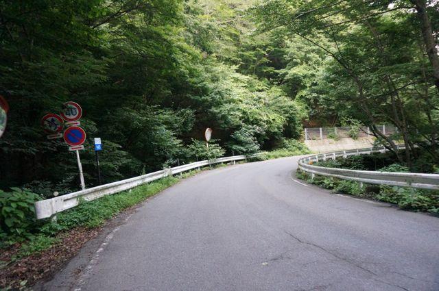国道18号・横川への道1