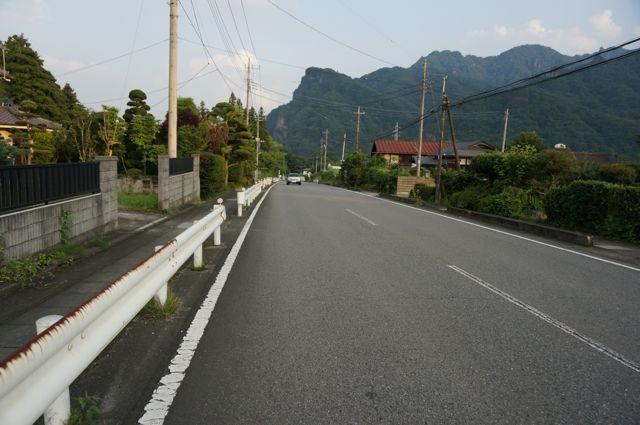 国道18号・横川への道2