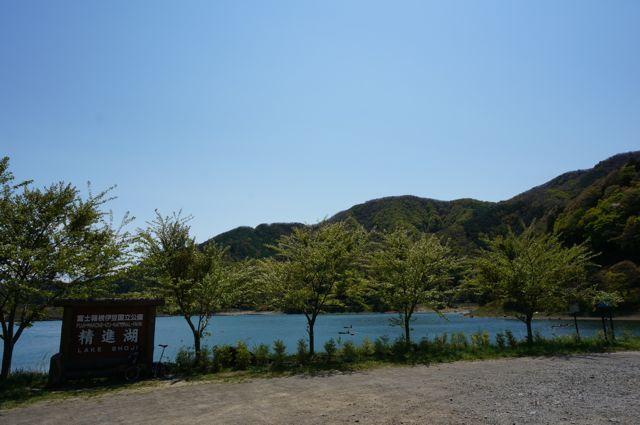 精進湖湖畔2
