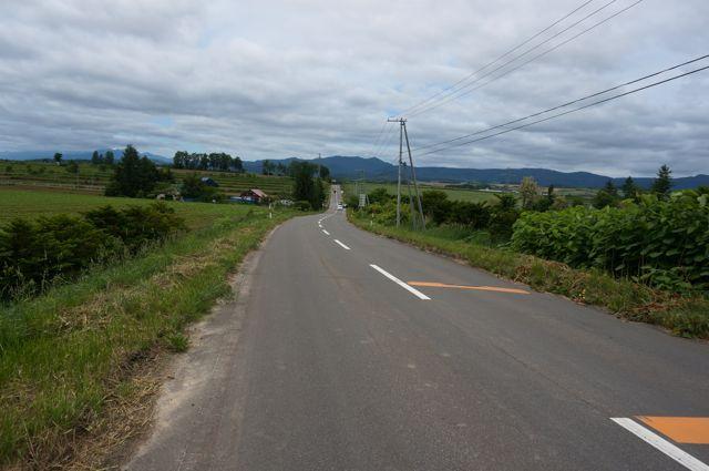 拓真館から日の出公園への道2