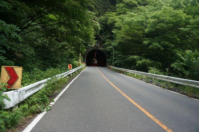 板小屋トンネル
