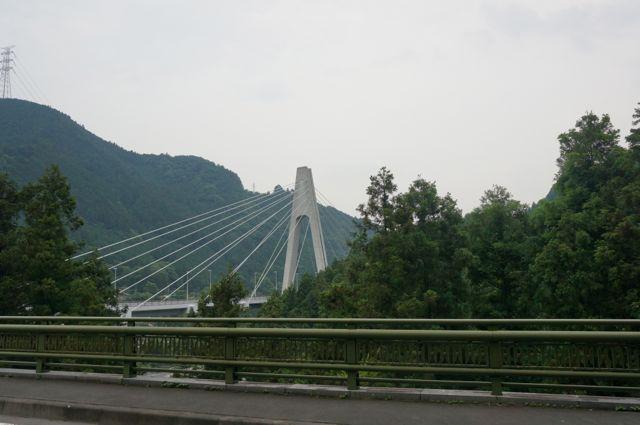 奥多摩大橋