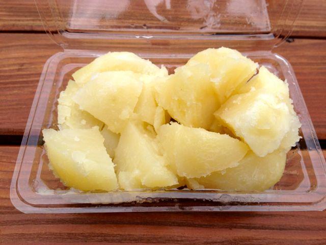美瑛産キタアカリのじゃがバター