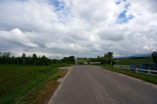 ルベシベの道