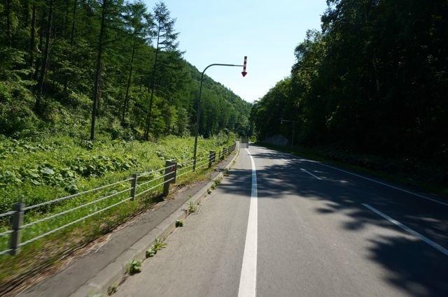 鳥沼公園への道3