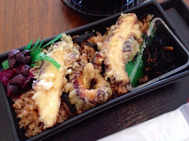 蛸めし弁当2