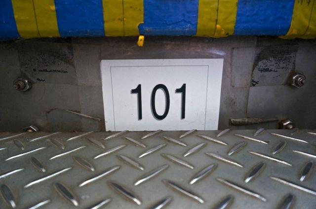 野島埼灯台の階段101段目