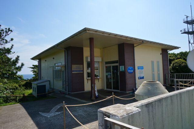 野島埼灯台・灯台資料展示室きらりん館