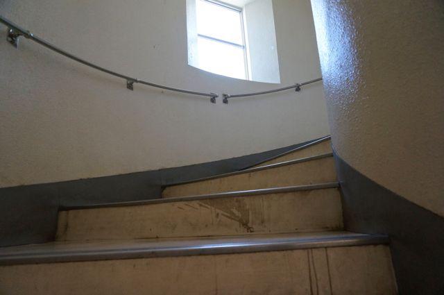 野島埼灯台・階段