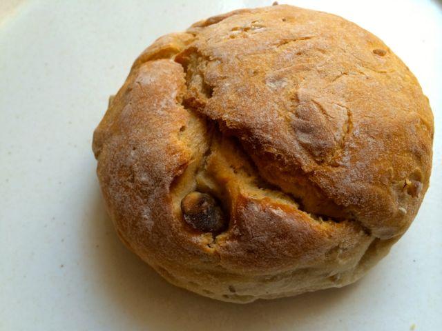 甘栗のパン