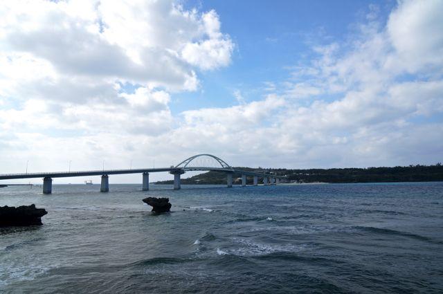 瀬底大橋2