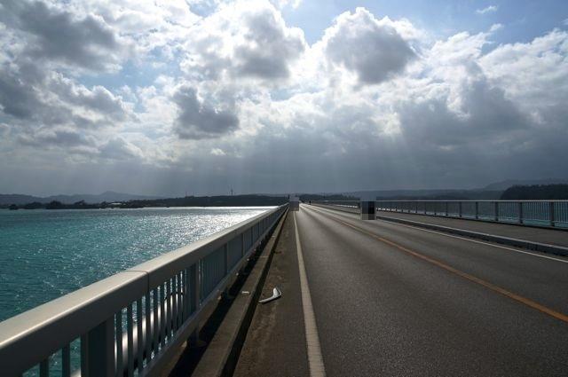 古宇利大橋からの眺め4