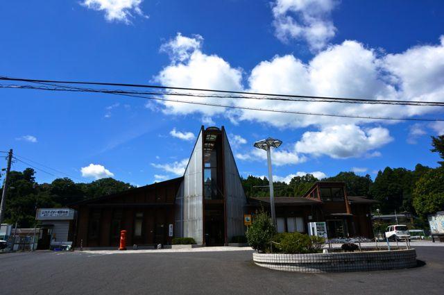 山方宿駅1